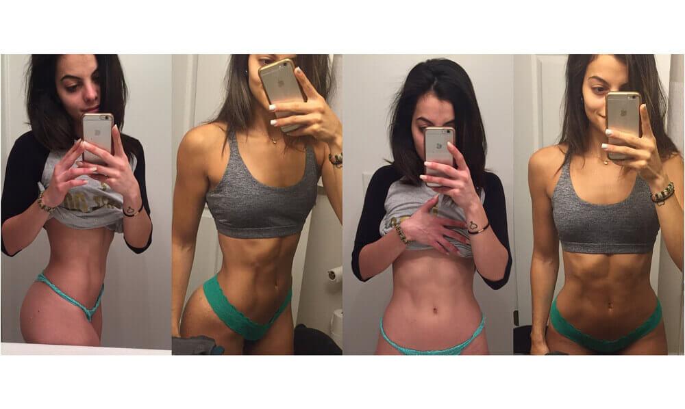 Hacer dieta no significa crecer